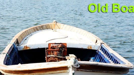 Thumbnail for Old Wooden Boat