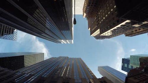 City Skyline Landmark