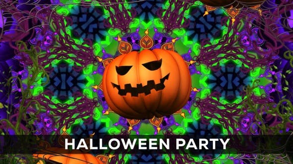 Thumbnail for Halloween Party