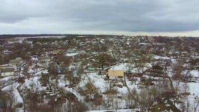 Small Village in Ukraine