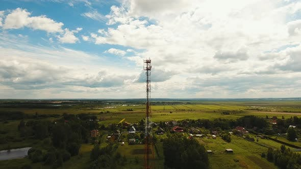 Thumbnail for Telephone Signal Tower