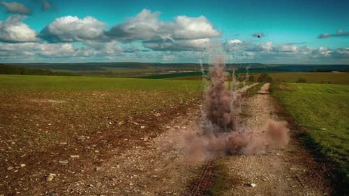 Mud Explosion
