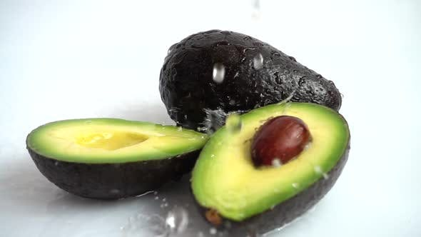 Thumbnail for Frische Reife Avocado