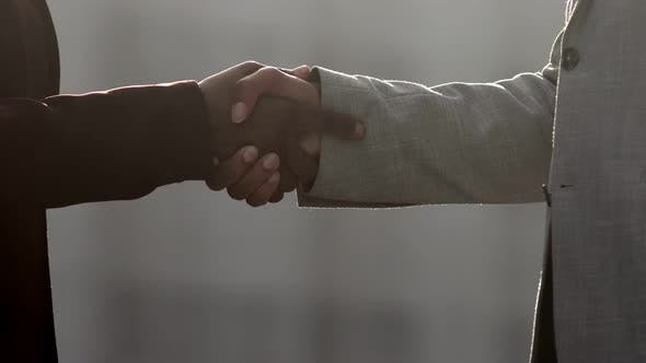 Cover Image for Closeup Shot of Business Handshake