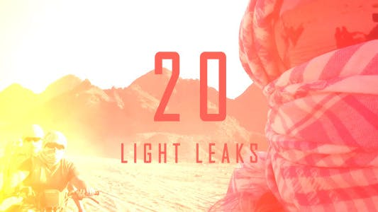 Thumbnail for Light Leaks 3