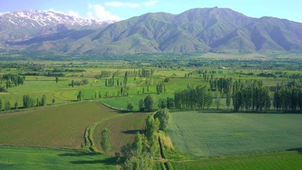 Landwirtschaftliche Flächen