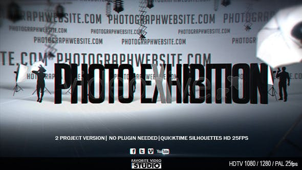 Thumbnail for Photo Studio Logo 2
