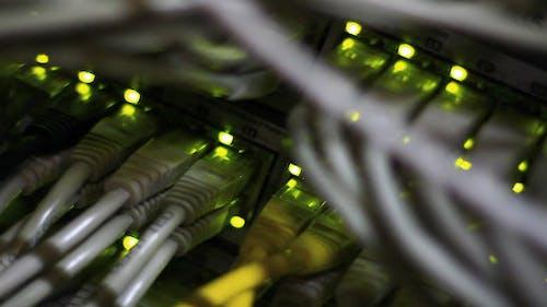 Ethernet-Leuchten