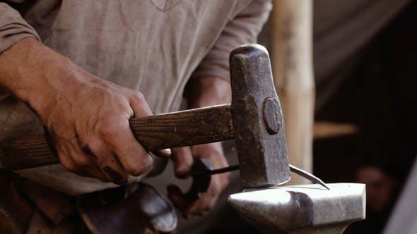Thumbnail for Blacksmith At Work 1