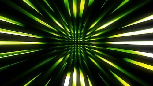Blitzlicht Grün