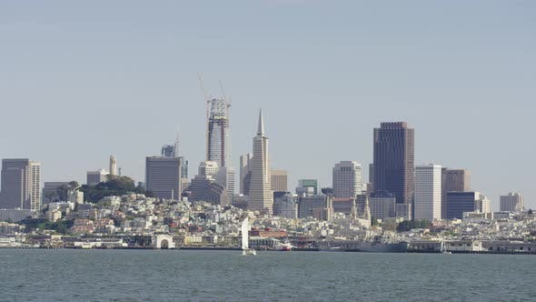 Thumbnail for San Francisco seen from the bay