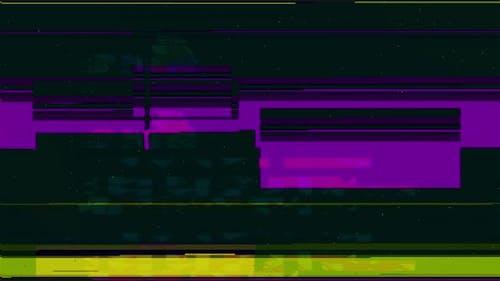 Glitch 14 - 4K Resolution
