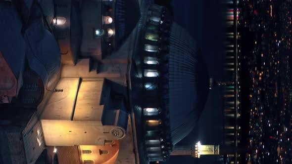 Famous Hagia Sophia Mosque