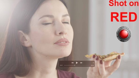 Thumbnail for Eating Pizza