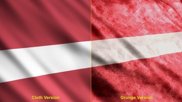 Thumbnail for Latvia Flags