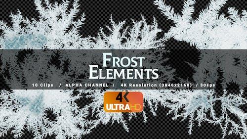 Frost Blast - 5Clips -4K