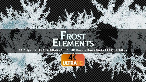 Thumbnail for Frost Blast - 5Clips -4K