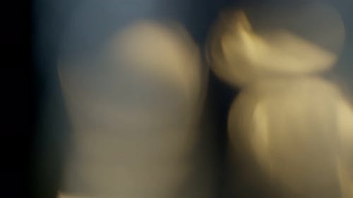 Multicolored Light Leaks  Footage on Black Background Lens Studio Flare Leak Burst Overlays