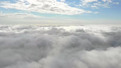 Flying in the Сlouds