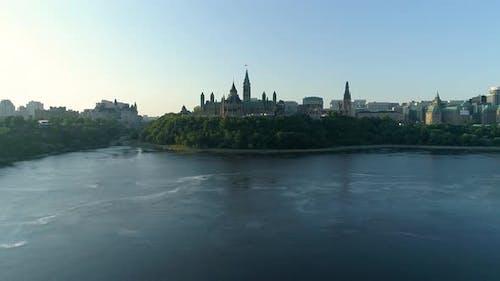 Ottawa City and Ottawa River