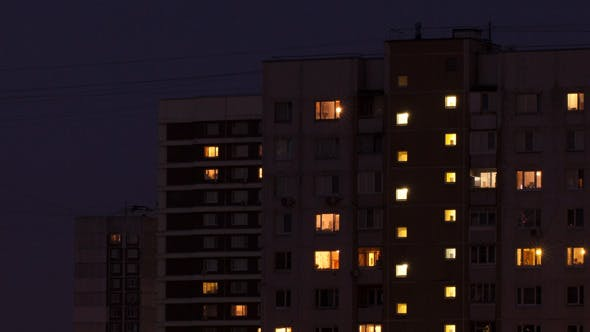 Thumbnail for Buildings At Night 2