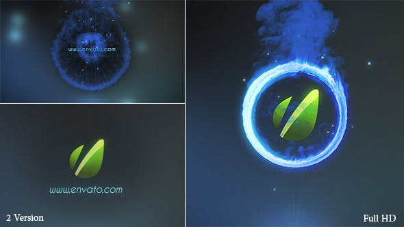 Thumbnail for Fire Ring Logo Reveal