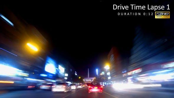 Thumbnail for Drive Time Lapse 1