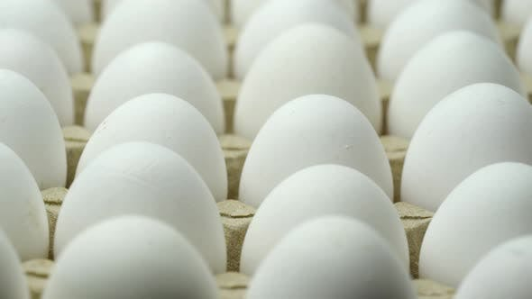 Thumbnail for Chicken Eggs in a Cardboard Box