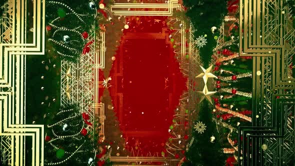 Christmas Tree For Gatsby Style 07 HD