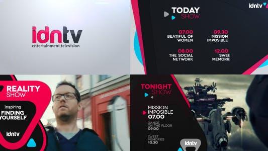 IDN TV Broadcast Pack