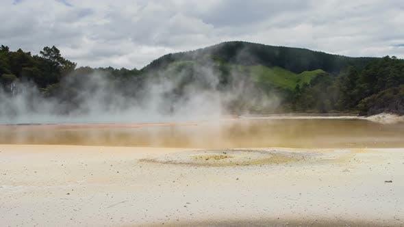 Thumbnail for Wai-O-Tapu Geothermal Park