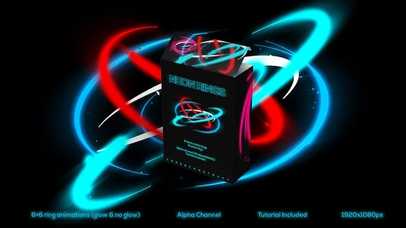 Neonringe Pack