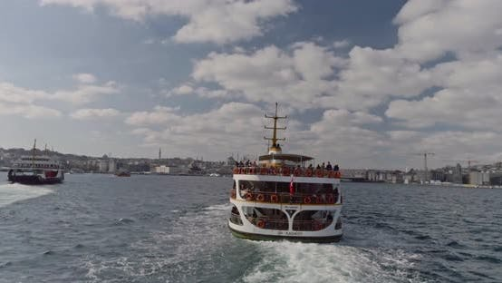 Thumbnail for Istanbul Bosphorus And Ferry 5