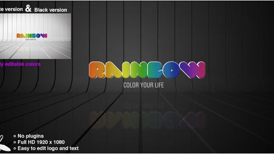 Thumbnail for Rainbow Logo