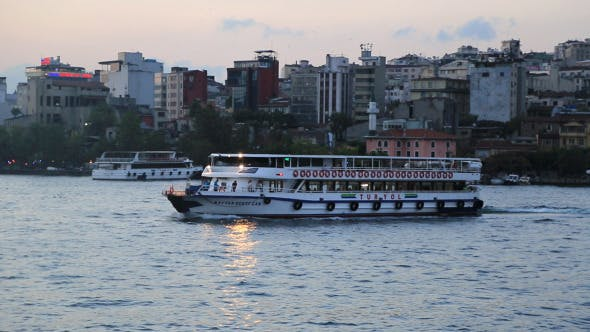 Thumbnail for Boat In Bosphorus