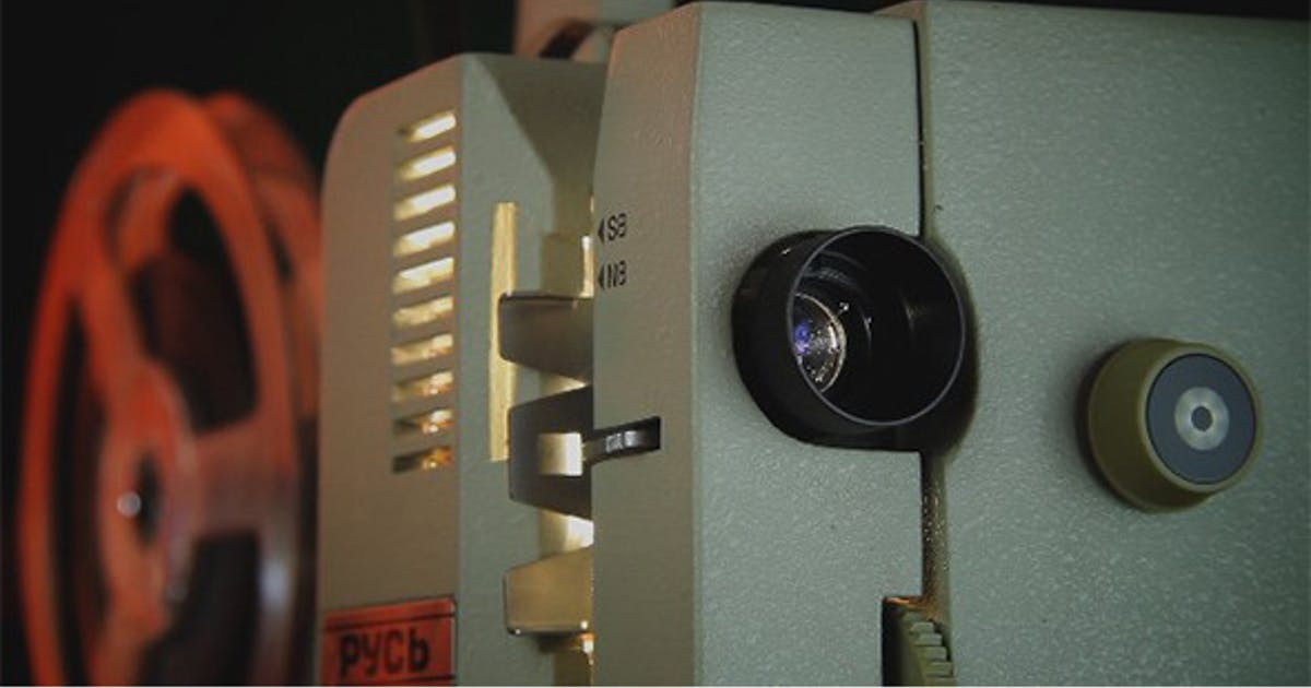 Download Film Projector Old Memories by Christian_Fletcher