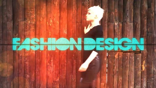 Thumbnail for Video Fashion Slidehow Promo