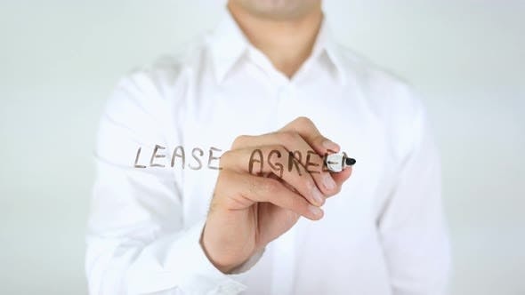 Thumbnail for Lease Agreement