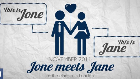 Thumbnail for Save The Date - Wedding Invitation