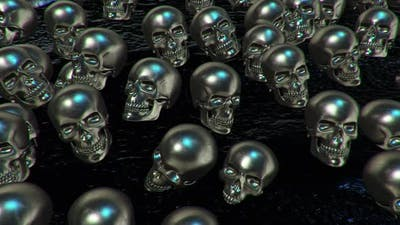 Skull Chrom Hd