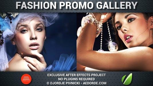 Fashion Promo Gallery