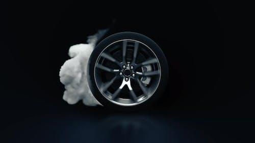 Smoke Tire 4K