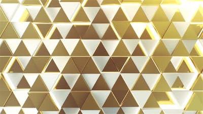 Bright Golden Triangles