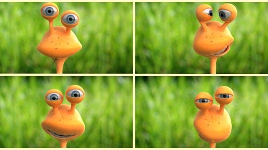 Thumbnail for The Adventurous Snail (Photo Show)