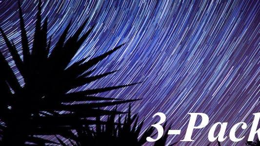 Thumbnail for Star Trails Timelapse 3 Pack