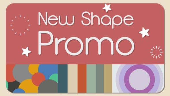 Cover Image for New Shape Promo