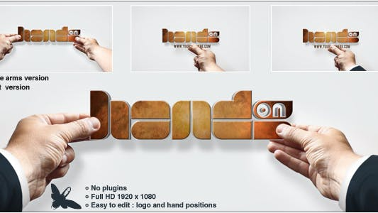 Cover Image for Hands On Logo