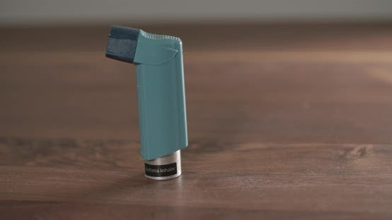 Thumbnail for Using Asthma Inhaler
