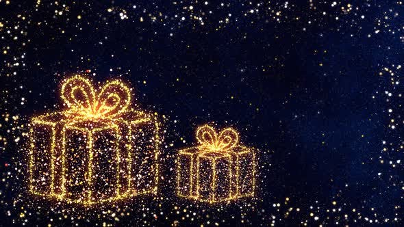 The Festive Glitter With Christmas Gifts 02