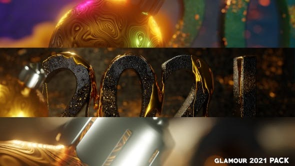 Thumbnail for Glamour 2021 Pack